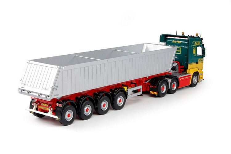 Scania R-Streamline Tipper Svith Gert