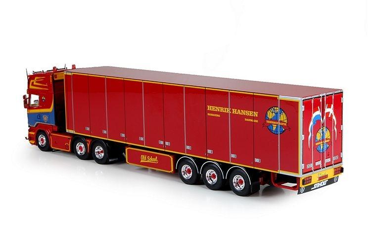 Scania R Streamline Topline   Hansen Henrik