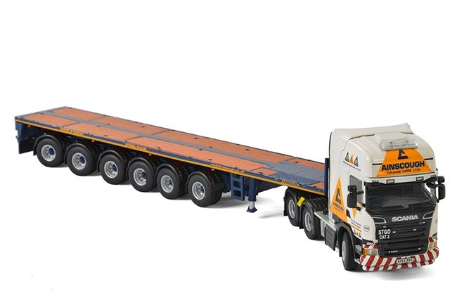 Scania R Streamline Topline  Ainscough