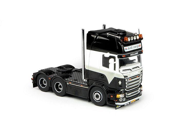 Scania R-Streamline Topline A&S Cargo