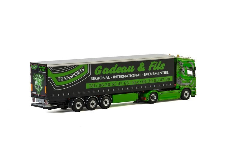 Scania R Streamline Topline  Gadeau & Fils