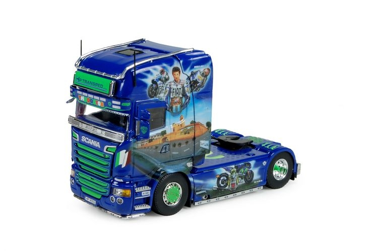 Scania R-Streamline Topline  HP Transped