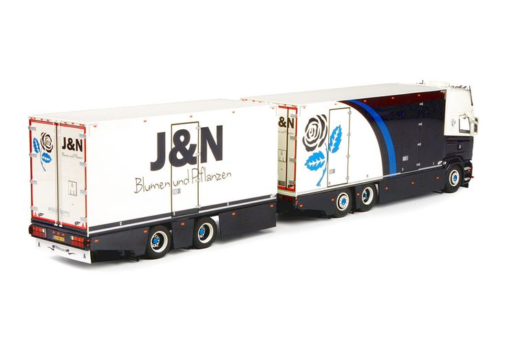 Scania R Streamline Topline J&N Blumen