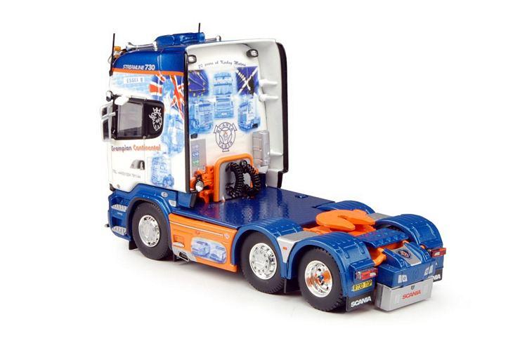 Scania R-Streamline Topline Kerbey Motors