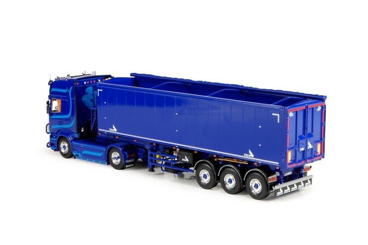 Scania R streamline Topline  kipper Argman
