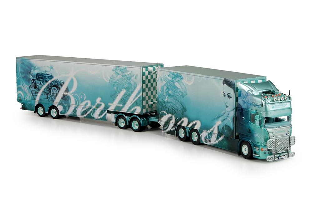 Scania R Streamline Topline Kombi Berthons