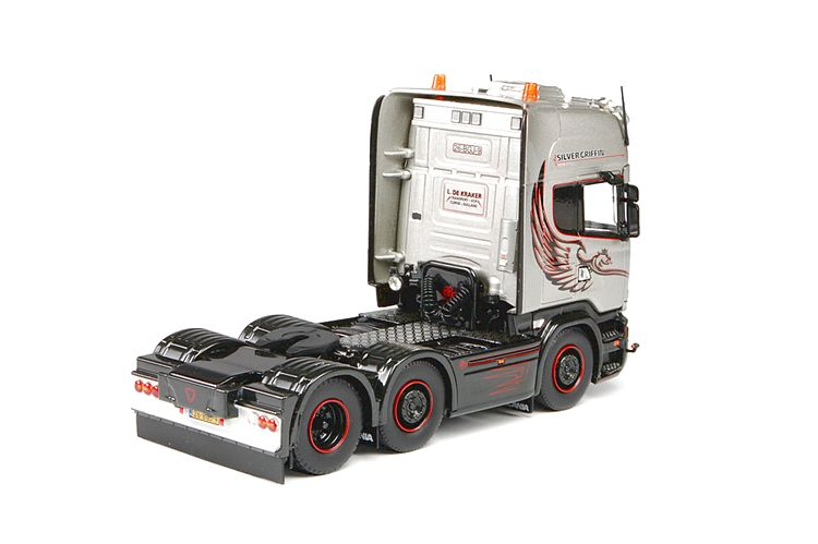 Scania R Streamline Topline Kraker De