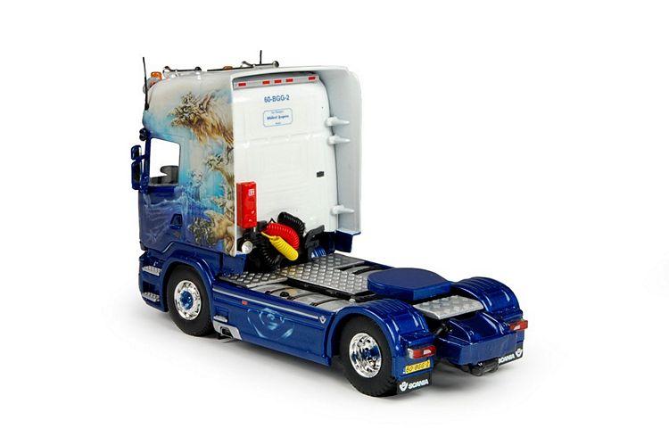 Scania R-Streamline Topline  Kuipers Wilbert