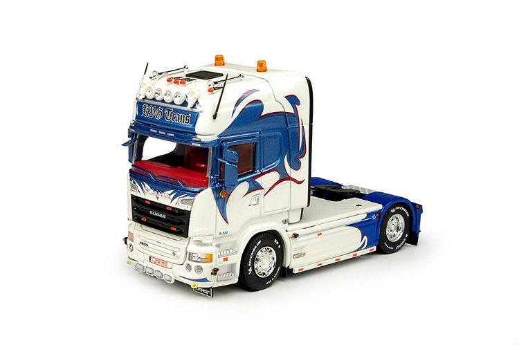 Scania R-Streamline Topline KVG Trans