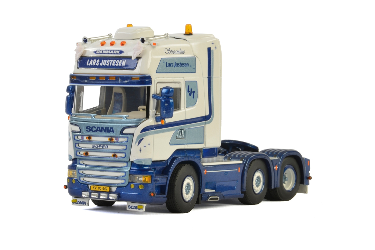 Scania R Streamline Topline Lars Justesen