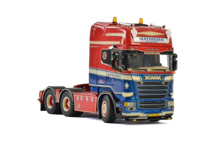 Scania R Streamline Topline Lasse Mathiesen Transport