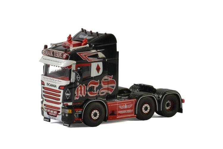 Scania R Streamline Topline MTS Maik Terpe v2
