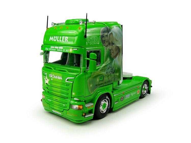 Scania R-Streamline Topline Muller