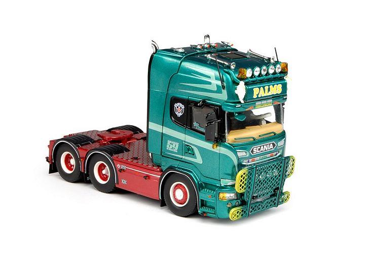 Scania R-Streamline Topline Palms