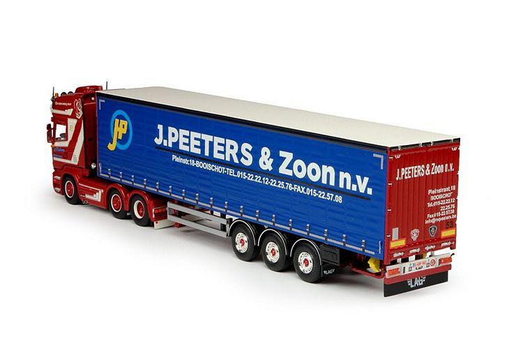 Scania R-Streamline Topline  Peeters, J.
