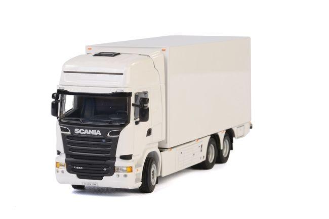 Scania R Streamline Topline Rigid