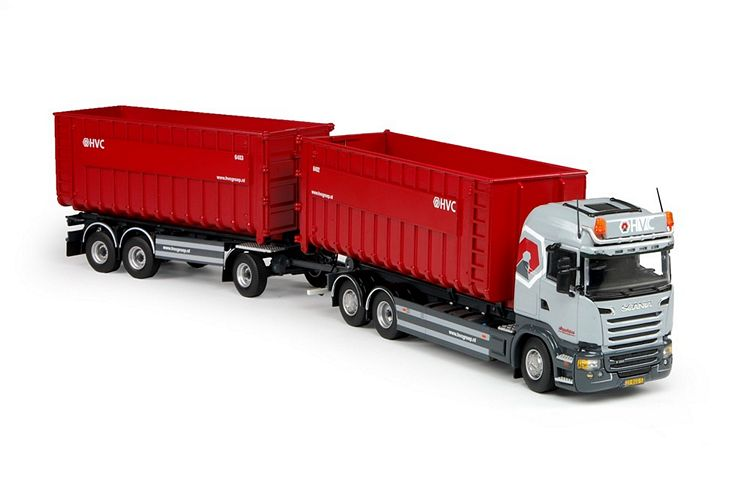 Scania R Streamline Topline  Sandstra