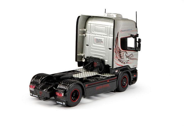 Scania R-Streamline Topline Silver Griffin