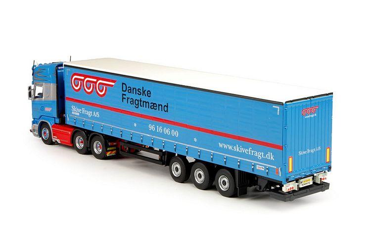 Scania R-Streamline Topline  Skive Fragt