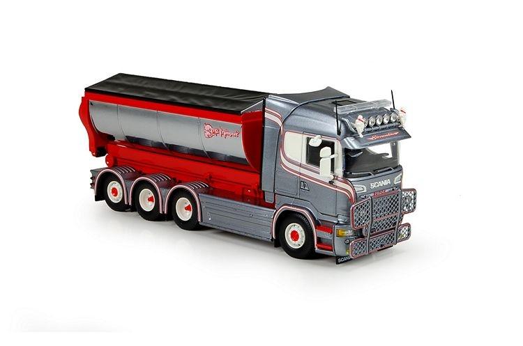 Scania R Streamline Topline Thiz Transport