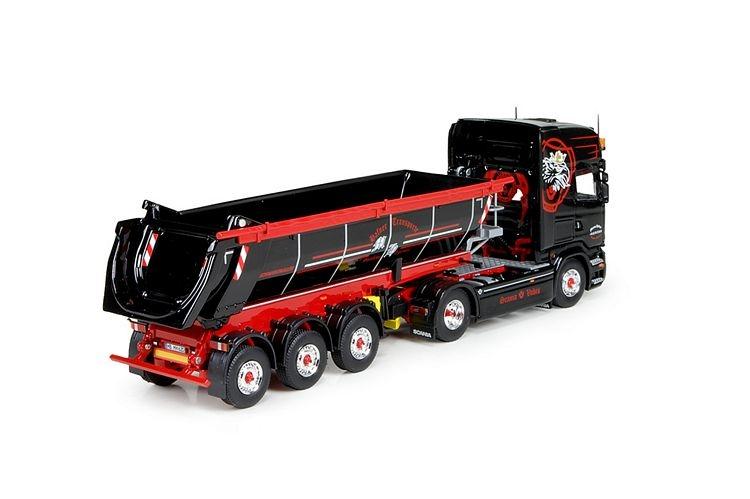 Scania R Streamline Topline Tipper Haffner