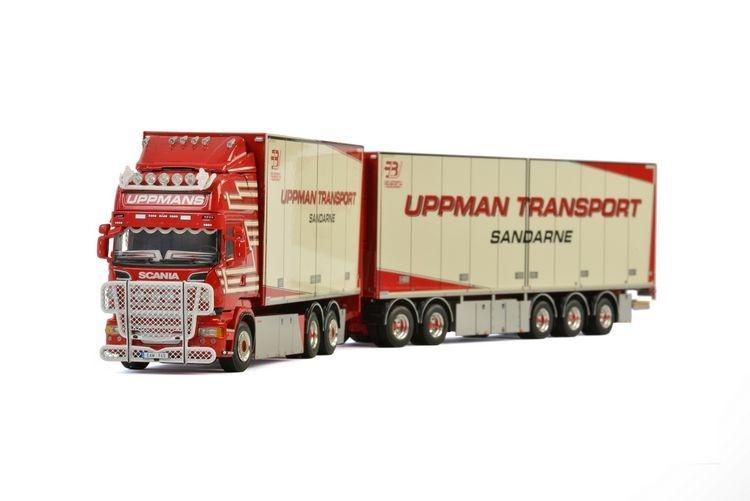 Scania R Streamline Topline  Uppman Transport