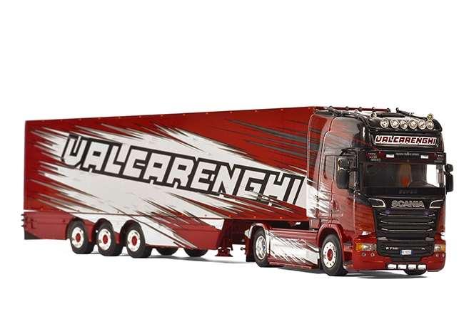 Scania R Streamline Topline Valcarenghi La Passione