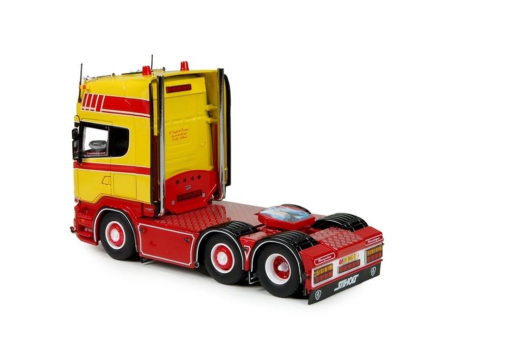 Scania R Streamline Topline  Vreugdenhil M