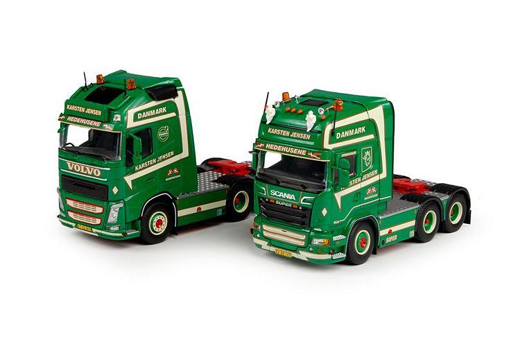 Scania R-Streamline Volvo FH04  Jensen Karsten Set