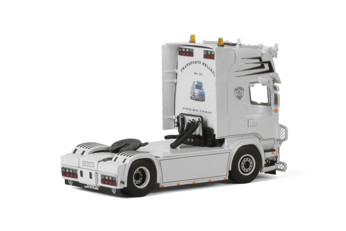 Scania R Topline Alban Helleux