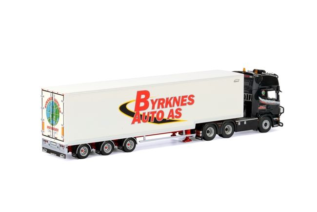 Scania R Topline  Byrknes  K.K. Nilson
