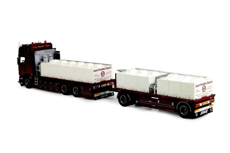 Scania R Topline Fischzug Jami Transport