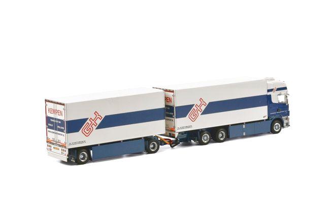 Scania R Topline Haengerzug Kempen Transport