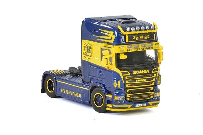 Scania R Topline Jimmy Rosenqvist