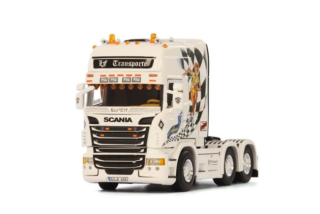 Scania R Topline LF Transporte