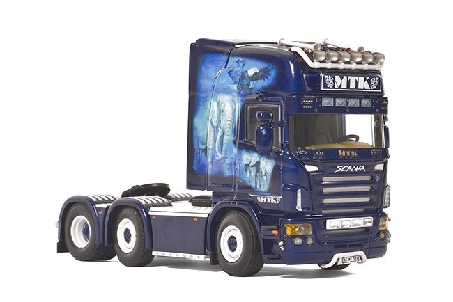 Scania R Topline MTK Transport