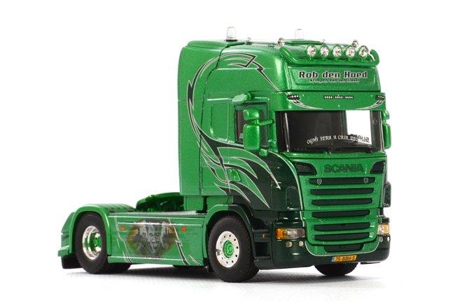 Scania R Topline Rob den Hoed