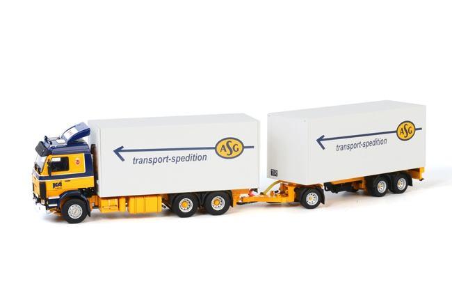 Scania R113/R143  Hängerzug KA Klippan / ASG