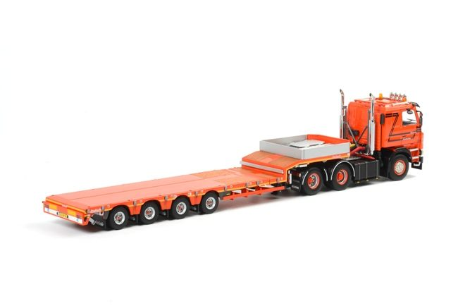 Scania R113/R143 Remmers