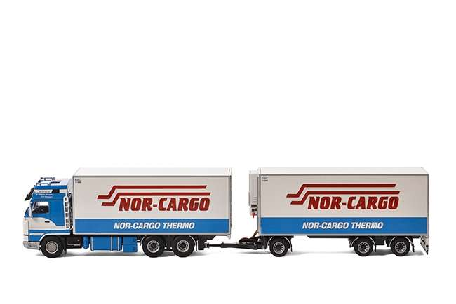 Scania R113/R143 Streamline  Nor Cargo