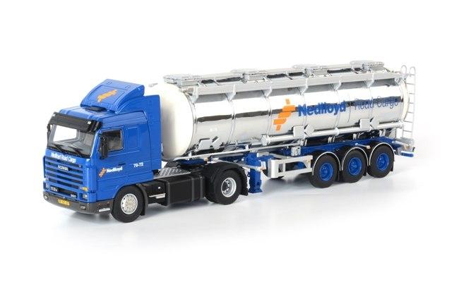 SCANIA R113/R143 Streamline Tank Auflieger Nedlloyd Road Cargo
