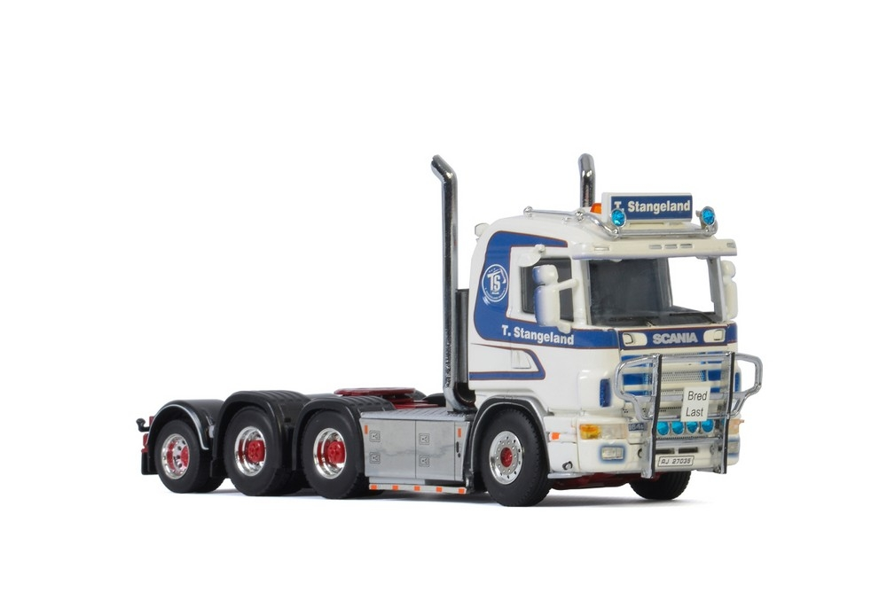 Scania R4 Flat Roof   Stangeland