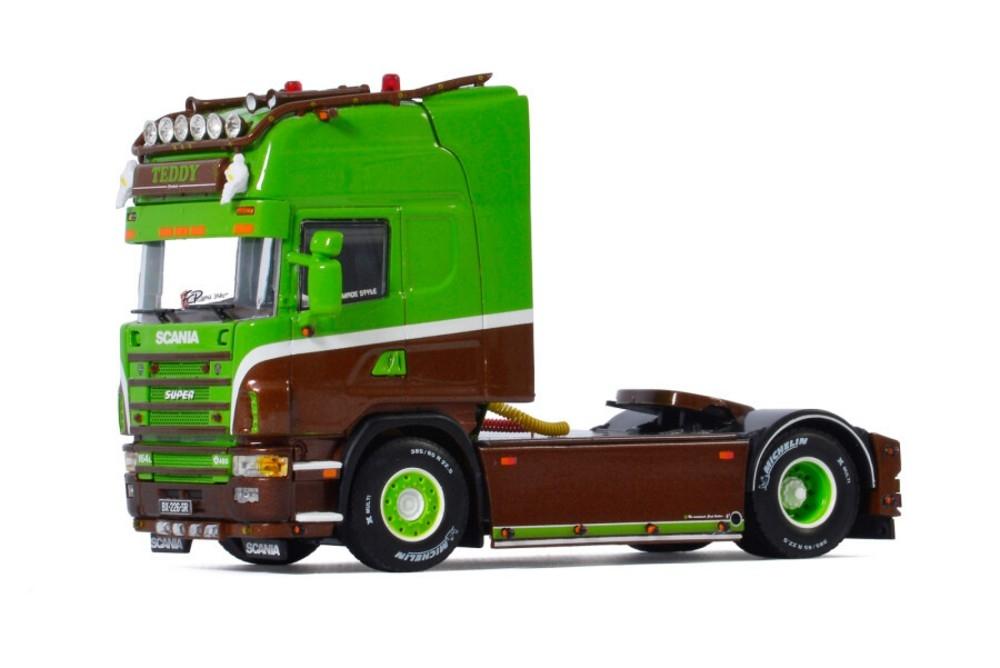 Scania R4 Topline 4X2 Teddy Chaynes