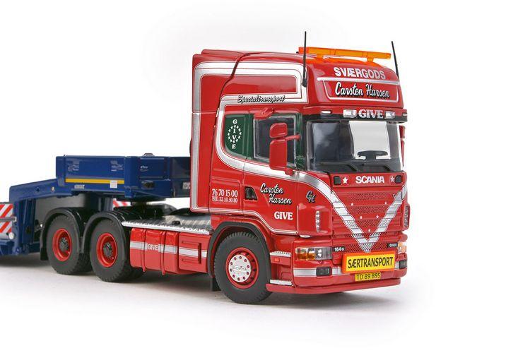 Scania R4 Topline  Give Carsten Hansen