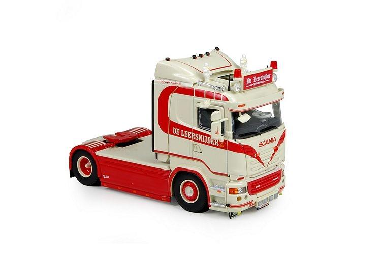 Scania R450 lowline 4x2 Streamline Leersnijder