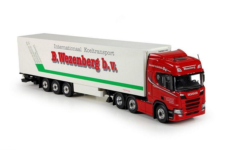 Scania R450 next gen 6x2 Wezenberg