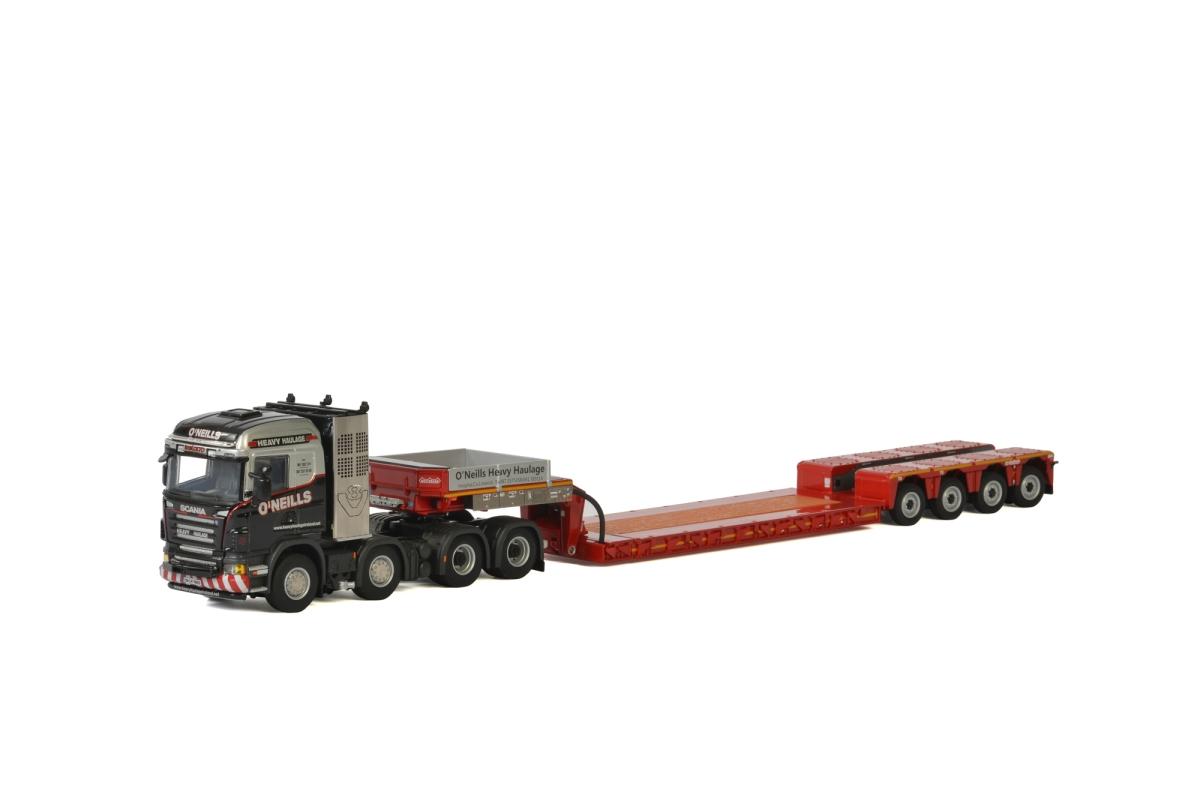 Scania R5 Highline Nooteboom  O Neills