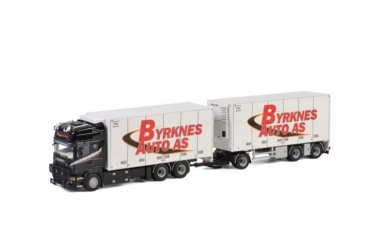 Scania R5 Topline Combi Byrknes Auto AS