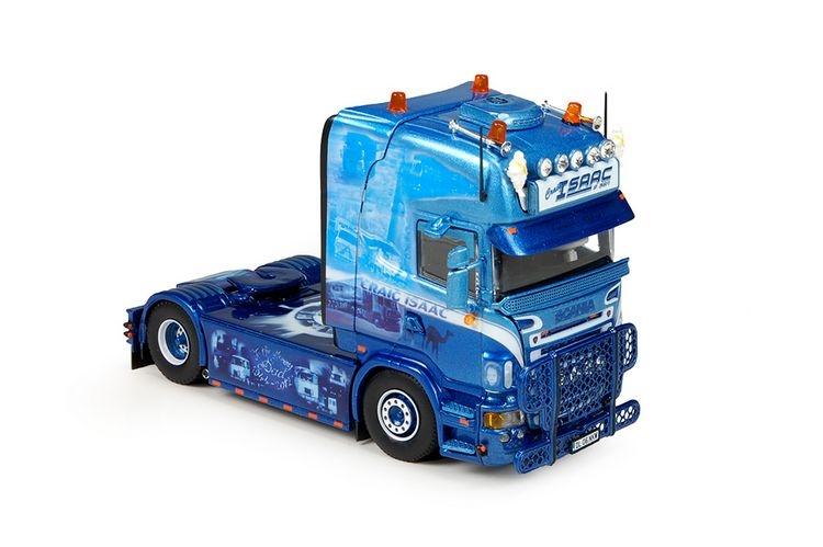 Scania R5 Topline Craig Isaac & Son