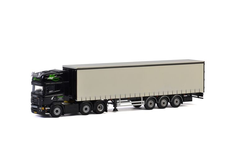 Scania R5 Topline Curtainside  AG Transport